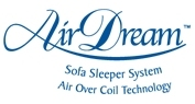 AirDream sleeper sofa mattress