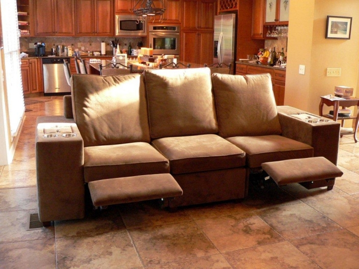 Custom Home Theater Seating Carolina Chair made in US