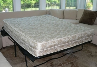 Air Dream Sleeper Sofa Mattress Upgrade Carolina Chair