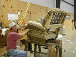 Custom Furniture Hand Cut Sewn And Upholstered By Skilled Craftsmen