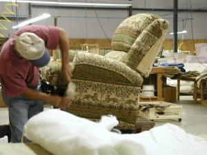 Custom Furniture Hand Cut Sewn And Upholstered By Skilled Craftsmen - North carolina sofa