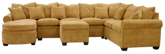 Byron sectional sofa