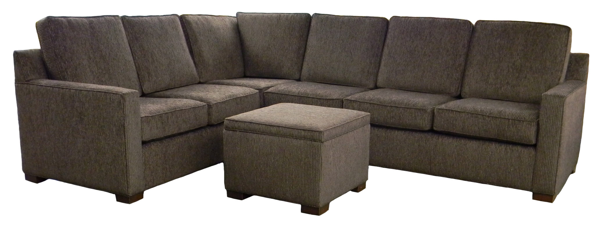 Hall Sectional Sofa   Hawthorne