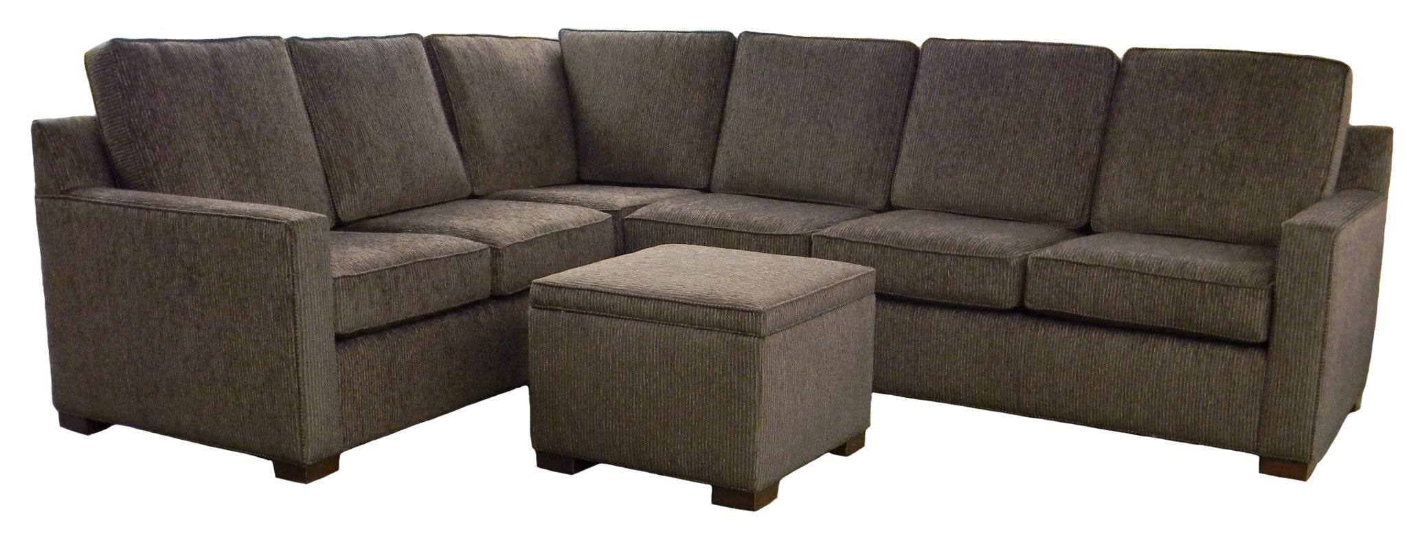 Hall sectional sofa hawthorne