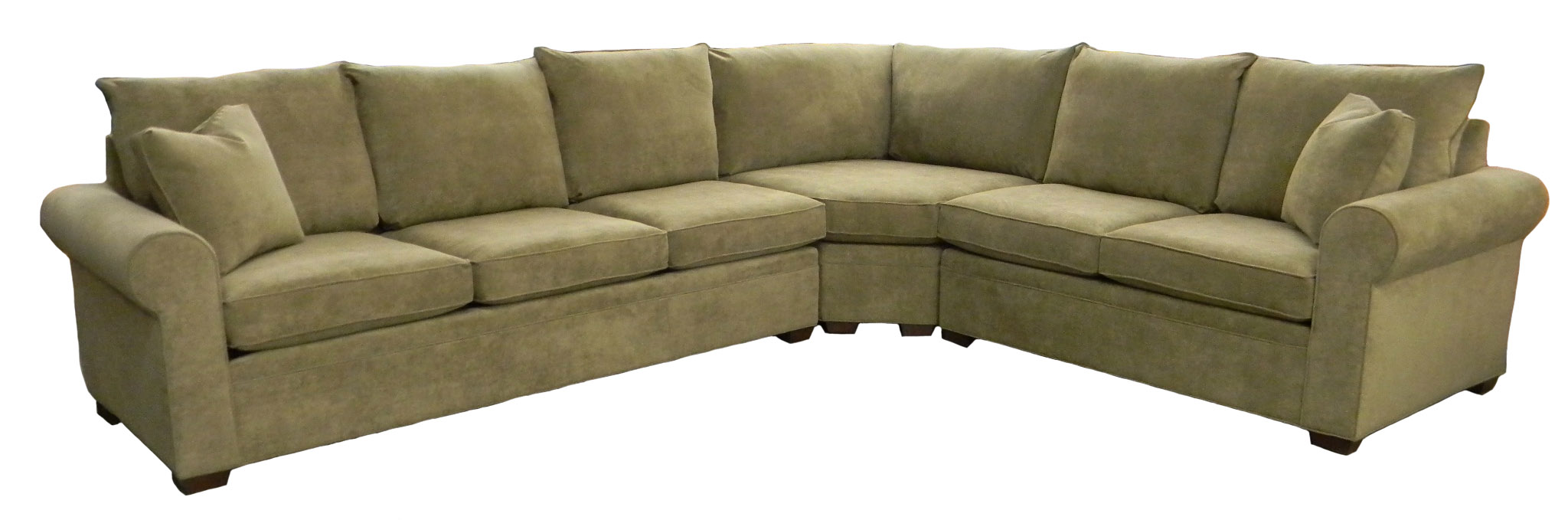 Photos Examples Custom Sectional Sofas Carolina Chair Furniture ~ How To Measure A Sectional Sofa With Wedge