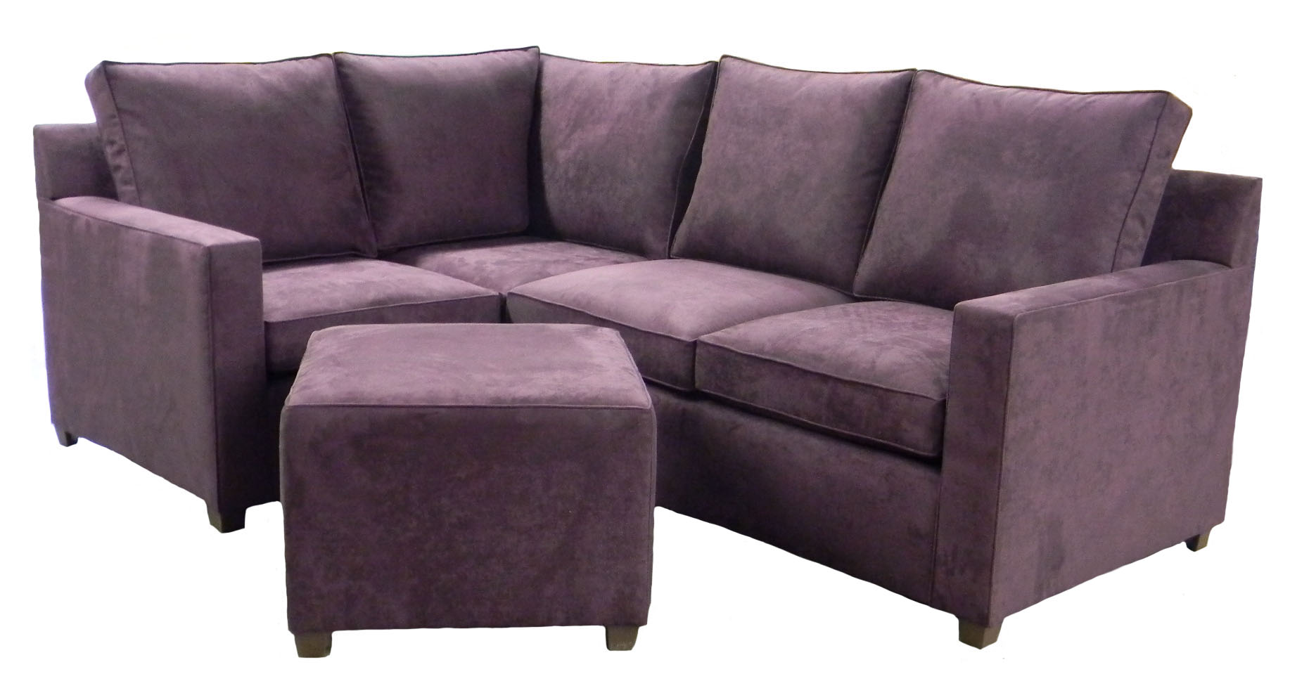 Top Purple Sectional Sofa