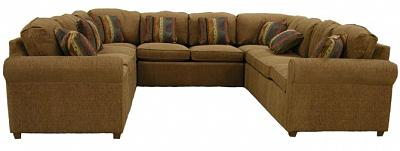 Tim's Custom Sectional Sofa