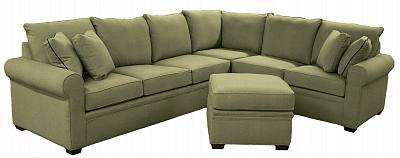 Byron Sectional Sofa - Rogers
