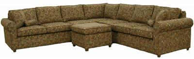Roth Sectional Sofa - Lynne