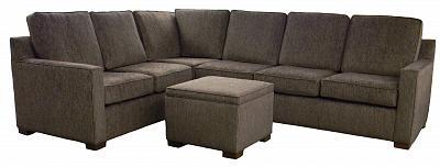 Hall Sectional Sofa - Hawthorne