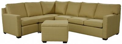 Crawford Sectional Sofa - Eaton