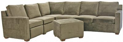 Crawford Sectional Sofa - Kennedy