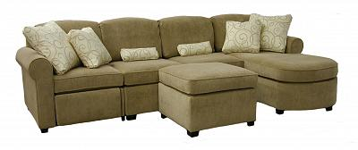 Roth Sectional Sofa - Kadom