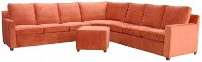 Hall Sectional Sofa - Thomas