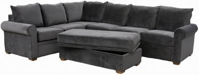 Byron Sectional Sofa - Nelson