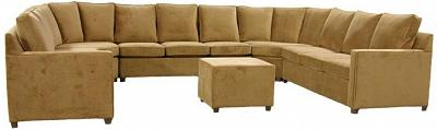 Hall Sectional Sofa - Yokuty
