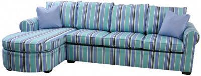 Byron Sectional Sofa - Hammond