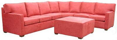 Crawford Sectional Sofa - Hager