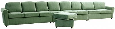 Roth Sectional Sofa - Anderson