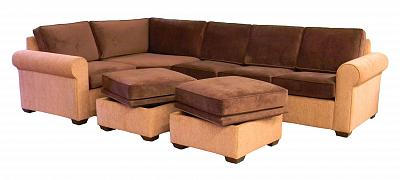 Roth Sectional Sofa - Signori