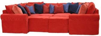 Byron Sectional Sofa - Delzellwo