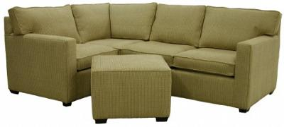 Crawford Sectional Sofa - Garrison