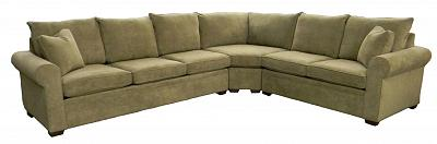 Byron Sectional Sofa - Hipsher