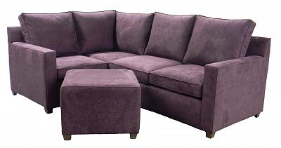 Hall Sectional Sofa - Leeds
