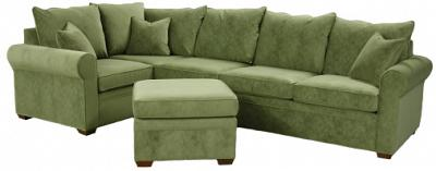 Byron Sectional Sofa - Kostiuk