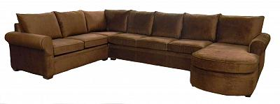 Byron Sectional Sofa - Young