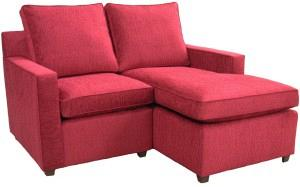 Hall Sectional Sofa - COM Fabric
