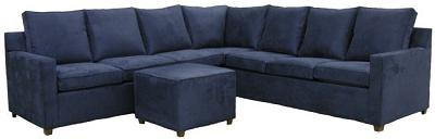 Hall Sectional Sofa - Etzel