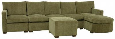 Crawford Sectional Sofa - Palmini