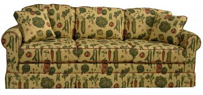 Leslie's Custom Sofa