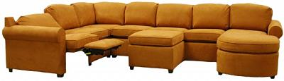 Roth Sectional Sofa - Feldman