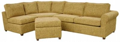 Yeats Sectional Sofa - West