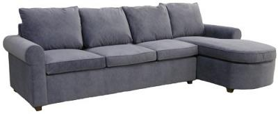 Roth Sectional Sofa - Ari