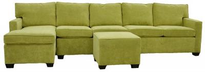 Crawford Sectional Sofa - Martin