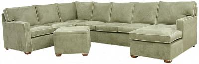 Crawford Sectional Sofa - Davies
