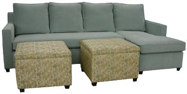 Hall Sectional Sofa - Wage