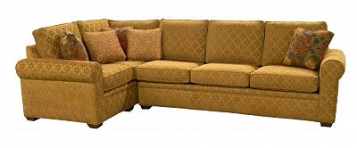 Byron Sectional Sofa - Reed