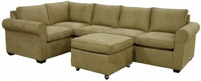 Roth Sectional Sofa - Lambeth