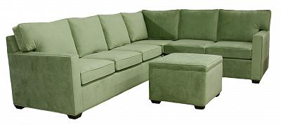 Crawford Sectional Sofa - Anderson