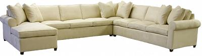 Roth Sectional Sofa - Byrd