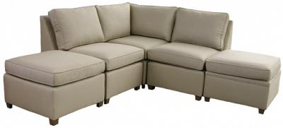 Roth Sectional Sofa - Gina