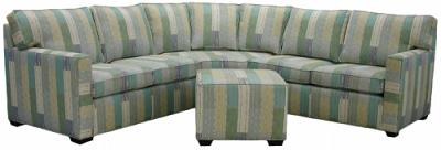 Crawford Sectional Sofa - Taylor