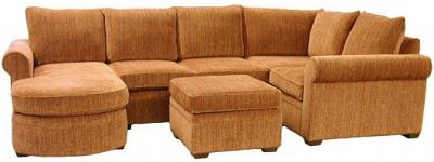 Byron Sectional Sofa - Oleksia