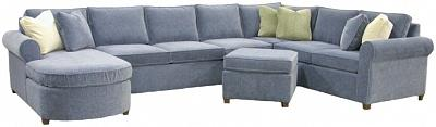 Roth Sectional Sofa - Robbins