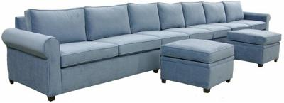 Roth Sectional Sofa - S Cole