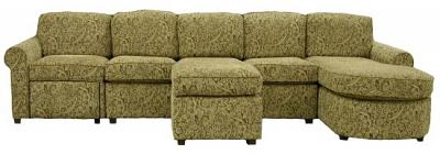Roth Sectional Sofa - Kaufman